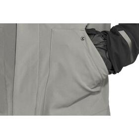 PEARL iZUMi Versa Barrier Jacket Herre black/smoked pearl